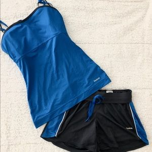 2 Piece Reebok Athletic outfit Size Medium